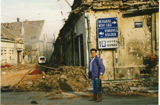 Započeo Sveopći Napad Na Vukovar 25081991 Noviba
