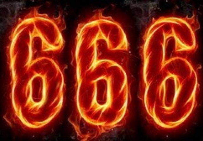 Identitet Zvijeri: '666 nije broj đavola, odnosi se na čovjeka i zna se ko  je'   Novi.ba