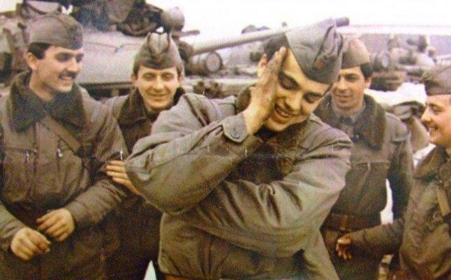 momci za upoznavanje vojske ako ste vi onaj iz emisije iz 2013
