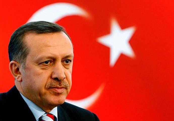 Erdogan: Bez borbe koju vodi Turska teroristi bi poput bujice ...