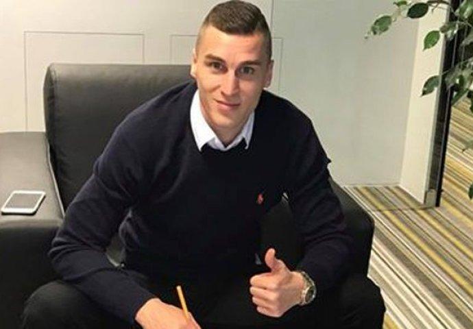 Zvanično: Ognjen Vranješ potpisao za AEK | Novi.ba