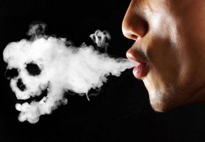 sobarice pušenje