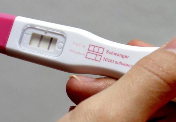 Pozitivan da test sam li ako je trudna Proverite da