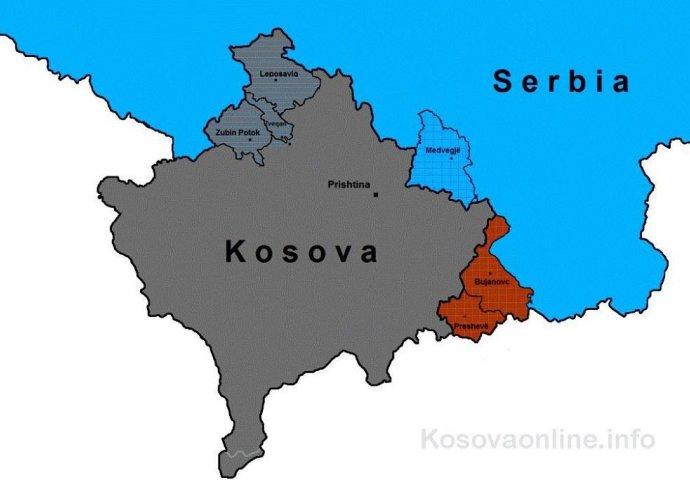 Procurio Albanski Plan Pogledajte Kako Izgleda Njihova Mapa