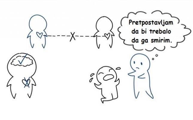 Što da radim ako se družim sa sociopatom