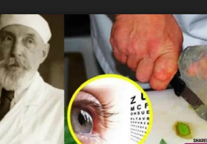 Image result for RUSKI DOKTOR OTKRIO TAJNI RECEPT: Evo kako da se lako i brzo otarasite naočala i poboljšate svoj vid uz OVU djelotvornu smjesu