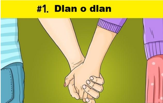 Otkrijte šta način na koji vas muškarac drži za ruku govori