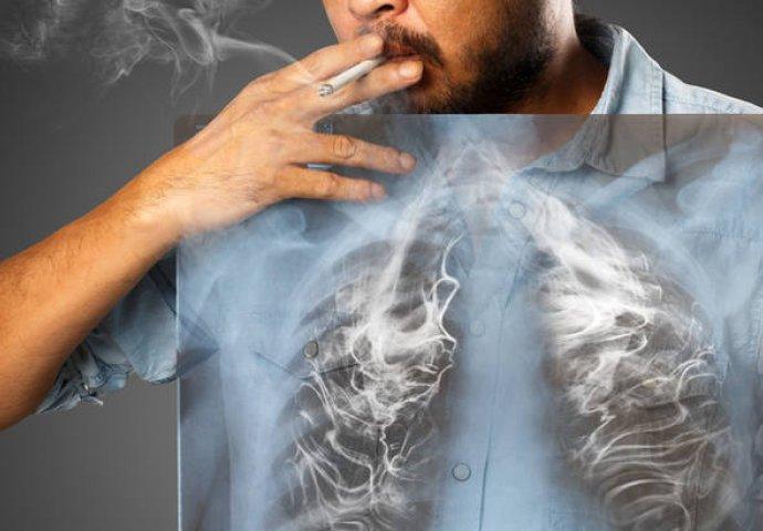 Vezan pušenje