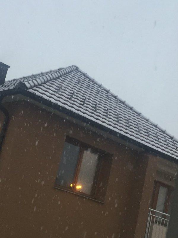 Objavljeno Je Kad Stiže Prvi Snijeg Ljudi Se Uhvatili Za