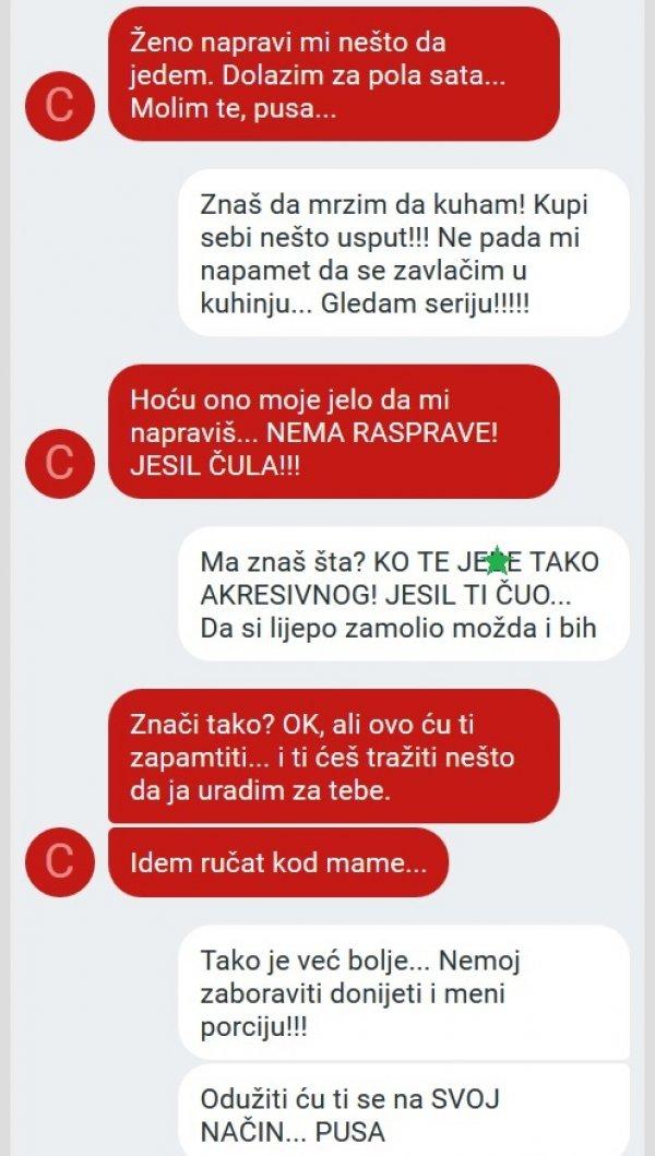 Chat zene bosna